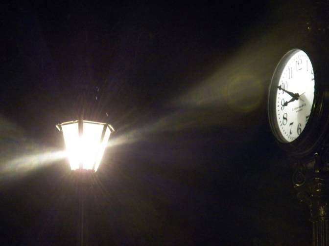 Shedding Light On The Right Time