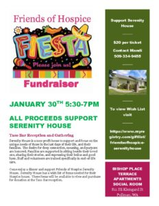thumbnail of Friends of hospice fiesta 2019